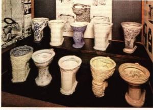 Old Roman Toilets