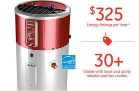 Hybrid Water Heater Savings