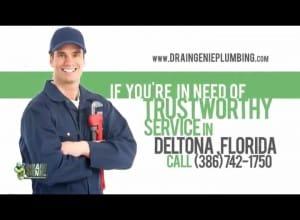Deltona Plumber | Drain Genie Plumbing Services thumbnail