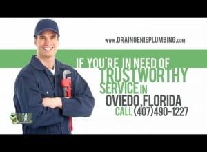 Oviedo Plumber | Drain Genie Plumbing Services thumbnail